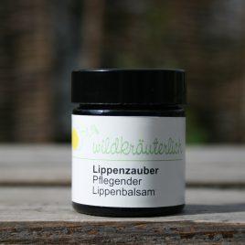 – Lippenzauber – <br> Pflegender Lippenbalsam