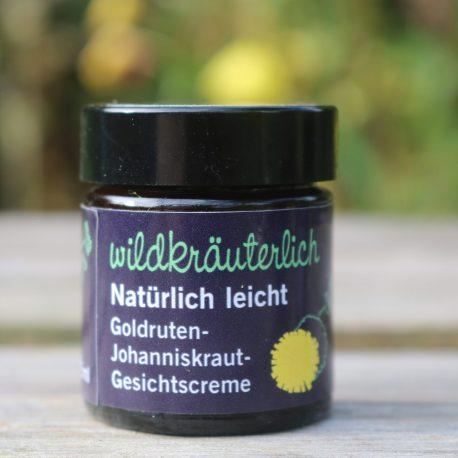 Gesichtscreme für normale Haut Naturkosmetik München