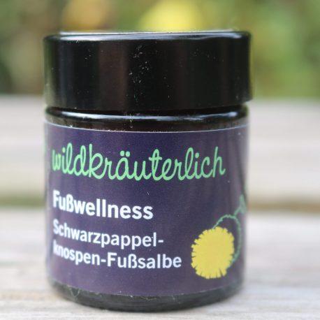 Fußpflege Naturkosmetik München Wildkräuterlich
